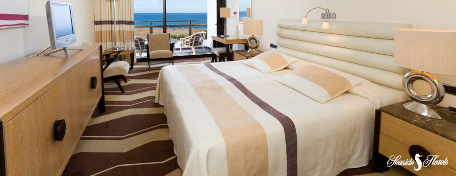Luxury Rooms at Gran Canaria Seaside Palm Beach Hotel