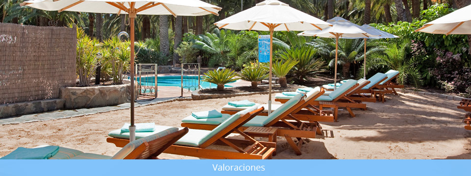 Valoraciones del Seaside Palm Beach en Gran Canaria