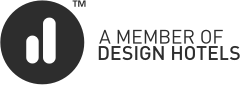 We are a proud member of Design Hotels