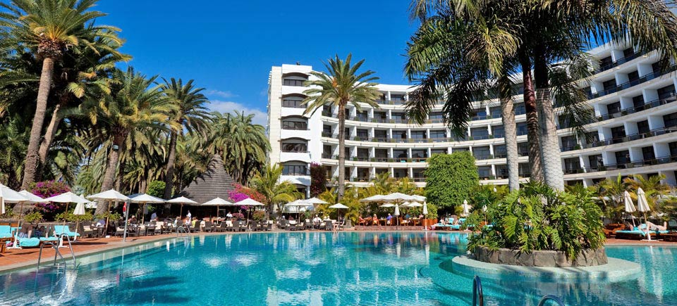 Luxury Hotel In Gran Canaria Seaside Palm Beach