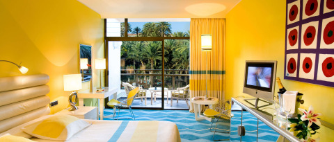 Superior room at Seaside Palm Beach