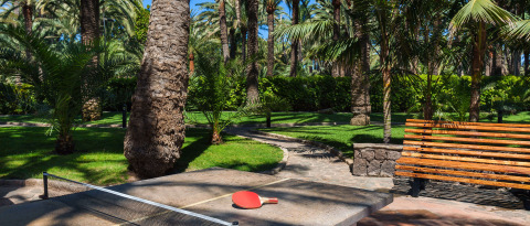 Find family activities like table tennis at this leisure hotel in Maspalomas
