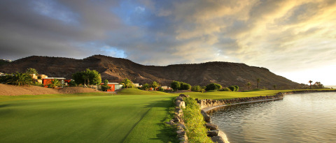 Our Gran Canaria golf hotel is close to several of the islands' top 18-hole courses