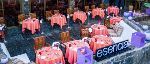 Esencia is one of the biggest names on the Maspalomas food scene