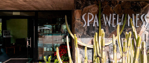 Our spa hotel in Gran Canaria offers you elegant and spacious facilities