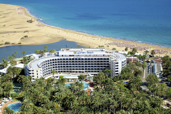 Hotel Seaside Palm Beach en Maspalomas